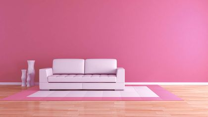 In the Pink: The Secret Wall Color for Dropping Pounds and Calming Down