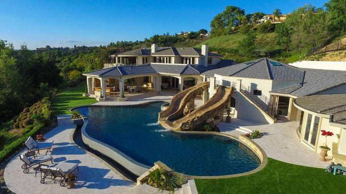 Anthony Davis' Westlake Village, CA, home