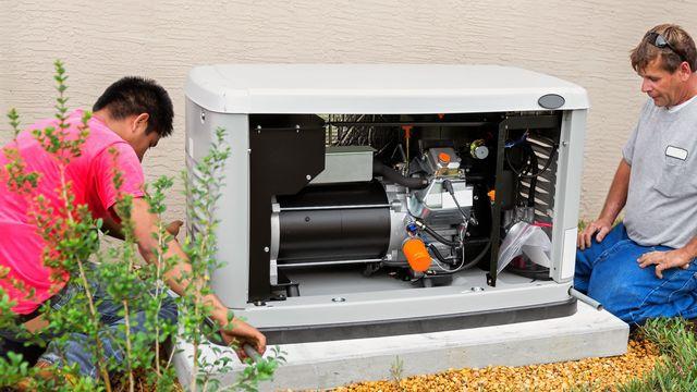 home-generator