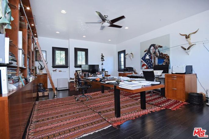 Donald's studio