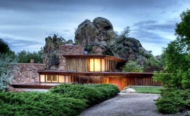 Charles A. Haertling's 'Menkick House' Hits the Market in Boulder (PHOTOS)