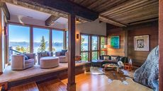 One-of-a-Kind Lake Tahoe Mountain Retreat Marries Nature And High Design