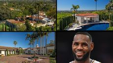 Look Inside the Beverly Hills Compound LeBron James Is Reportedly Buying