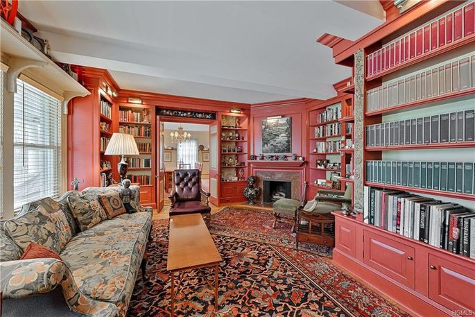 Library with built-ins