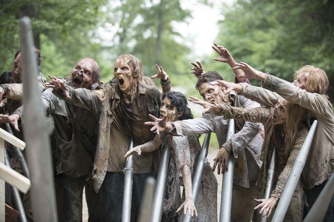 The Walking Dead, Season 5, Episode 8. Photo Credit: Gene Page/AMC