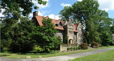 Landmark Stone Manor On The Market In Cleveland Heights For $1.5 Million (PHOTOS)