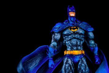 A Sneak Peek Inside Batman's New 'Wayne Manor'