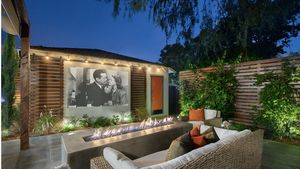 Your Ticket to Weekend Fun: How To Build an Outdoor Theater for Socially Distanced Movie Nights