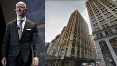 Jeff Bezos Drops $16M on Another NYC Apartment to Create Massive Dream Home