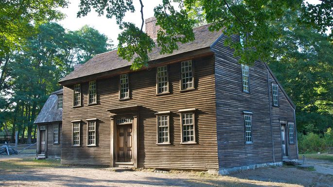 What Is A Saltbox House All About This Classic Colonial