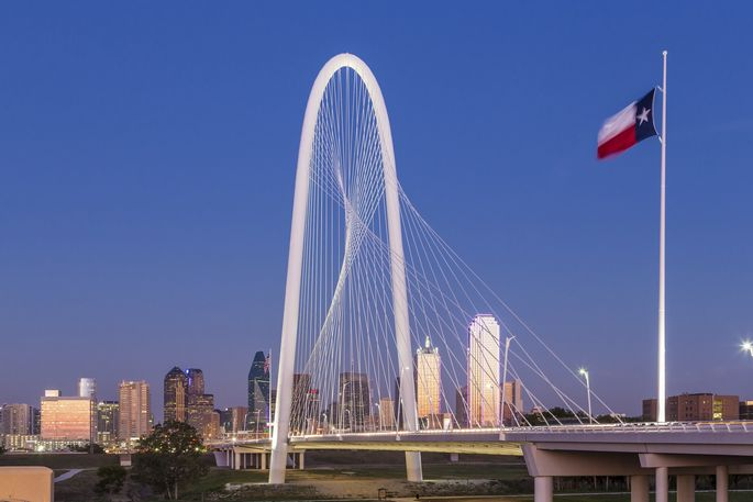 Home prices are rising faster in Dallas than in the rest of the country.