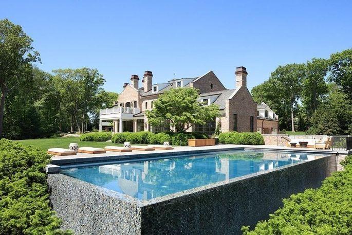 Brady's Brookline estate for sale
