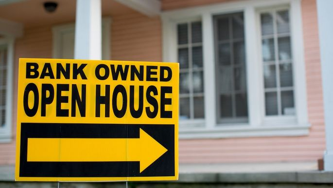 REO Properties: Bank-Owned Homes That Don't Sell At Auction