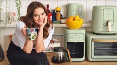 Drew Barrymore's New Kitchen Line Is So Cute, You'll Actually Want To Cook