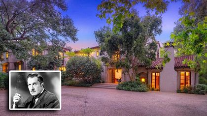 Old Hollywood Glamour: Former Vincent Price Estate in L.A. Is Listed for $21M