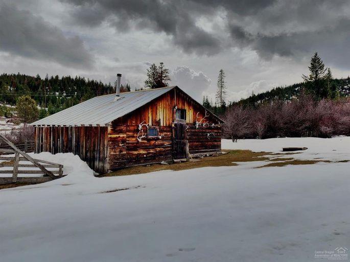 Older cabin