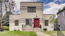 Terrific Throwback: Rare Art Deco Home for Sale in the Heart of Denver for $810K