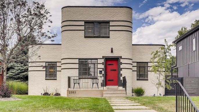 Rare Art Deco Home For Sale In The Heart Of Denver For 810k Realtor Com