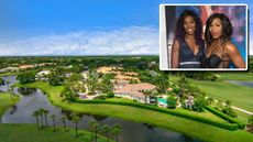 Venus and Serena Williams Selling Their Fabulous Florida Mansion for $2.7M
