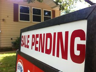 Pending Home Sales Are at Their Highest Point in 18 Months