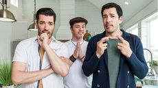 The Property Brothers Reveal How to Survive House Guests