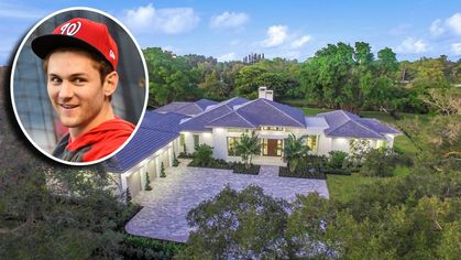 Washington Nationals Shortstop Trea Turner Snags $3.25M Home in Florida