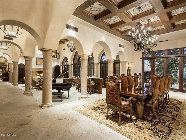 AZ most expensive listing dining room