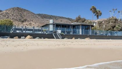 Joel Silver's Malibu Pad Is Back for $52M, Making It Most Expensive New Listing
