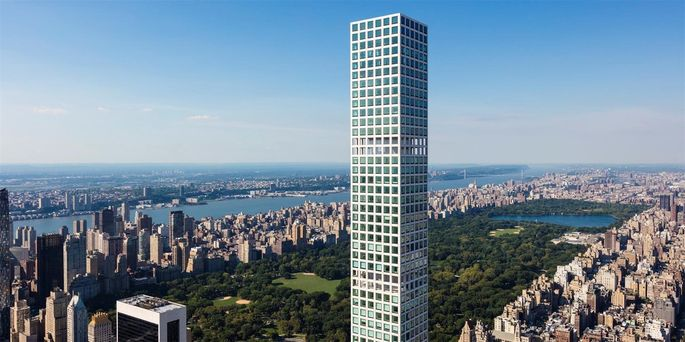 432 Park Avenue, the tallest residential building in the world