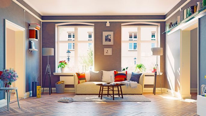 Nice 7 Apartment Decorating Ideas That Turn A Ho Hum Rental Into A Home
