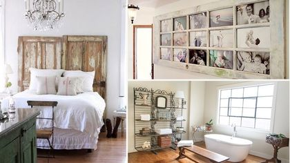 6 Genius Ways to Transform Old Furniture Into Interior Design Gems