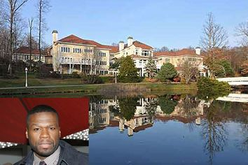 50 Cent Declared Bankruptcy: Should He Sell Some Real Estate?