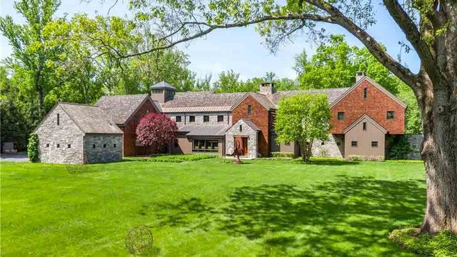 Equinox Fitness Co-Founder Lists '5 Star House' in Armonk, NY, for $8.8M