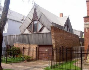 Historic Bachman House in Chicago Lists for $599,000