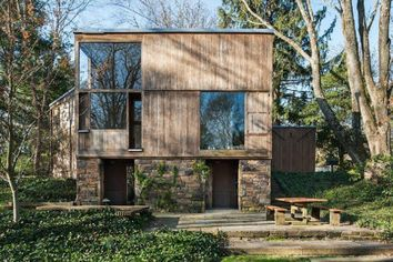 Louis Kahn: A Melange of the Midcentury Master