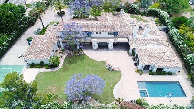 Phoenix AZ tuscan house