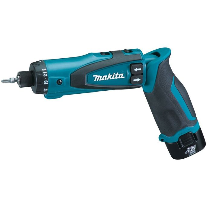 This power tool consistently ranks No. 1 or 2 in the lower voltage category.