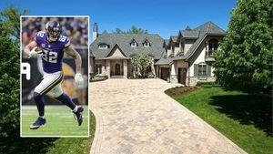 Minnesota Vikings Star Kyle Rudolph Selling $3.4M Wayzata Mansion