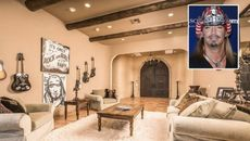 Poison Frontman Bret Michaels Close to a Sale of His Rockin' Scottsdale Home