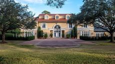 $34.5M Mansion on Houston's Most Exclusive Street Is Texas' Most Expensive Home