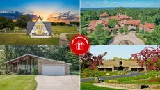 Kenny Chesney's 56-Acre Hilltop Estate Is the Week's Most Popular Listing