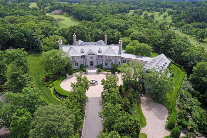 Reebok Founder Paul Fireman Sells Massachusetts Mansion for $23M