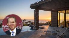 Houston Astros Owner Jim Crane Selling Golfer's Dream Home in Pebble Beach