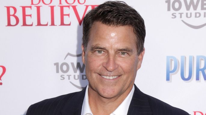 Ted McGinley married