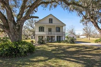 Sorta Sordid Southern History: A Former Brothel for Sale in Louisiana
