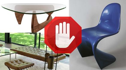 Please Ditch These Mid-Century Modern Furniture Cliches