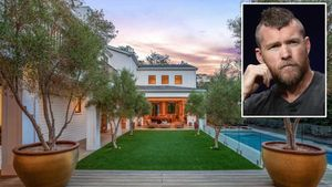 'Avatar' Star Sam Worthington Hoists $9.25M Hollywood Home Back on Market