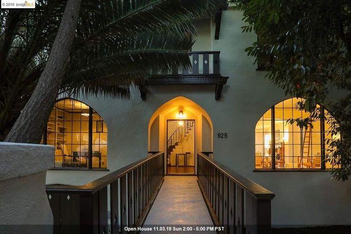 Lindsay Gottlieb's Oakland, CA, home