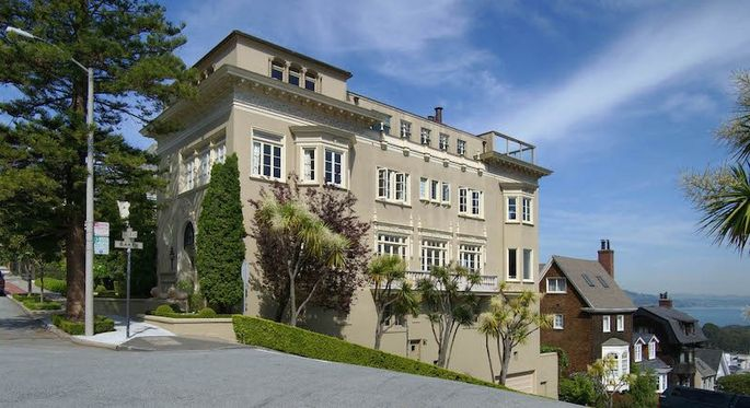 San Franciscos Getty Family Lowers Price On Pacific Heights Home
