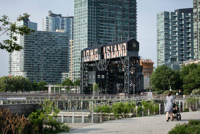 From Industrial Wasteland to Hot Luxury Market in New York